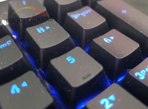 Numpad for Phantom RGB Phantom Keyboard