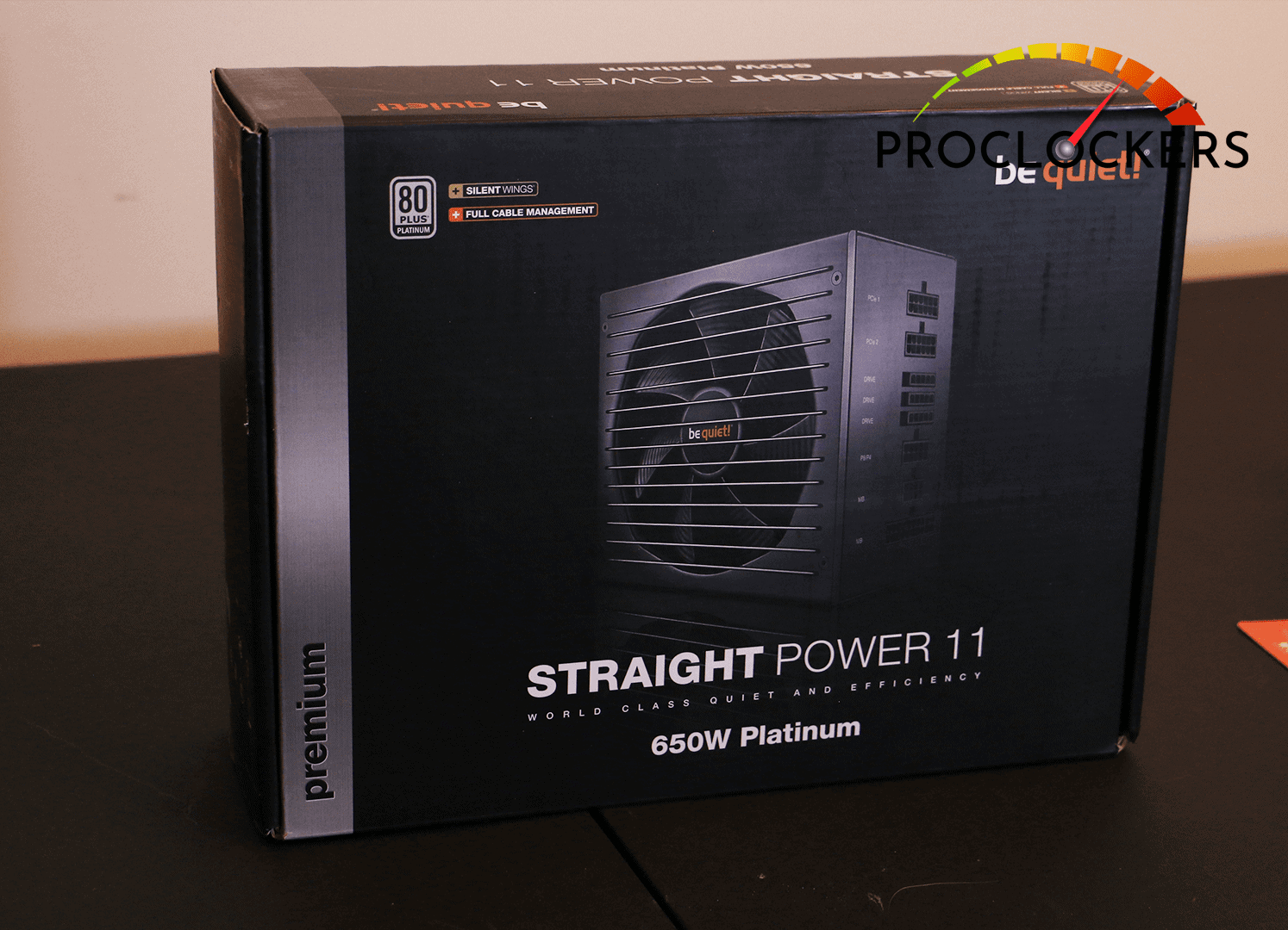 STRAIGHT POWER 11 PACKAGED FRONT
