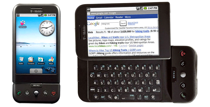Android 1.0 (2008)