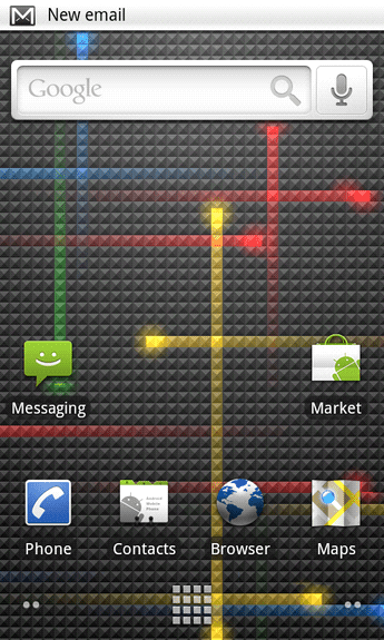 Android 2.1 Eclair (January 2010)