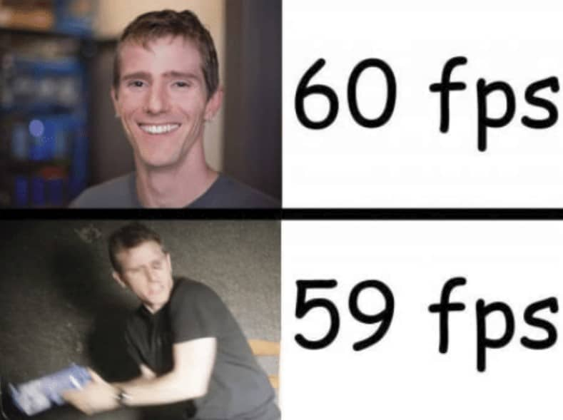 59 fps Linus Tech Tips Meme