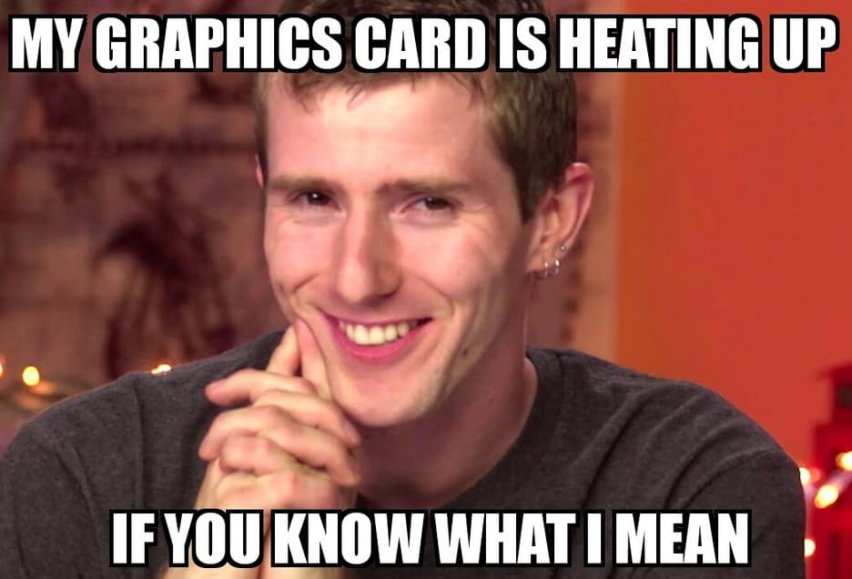 graphic card Linus Tech Tips Meme