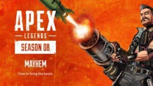 Apex Legends Season 8 TIer List