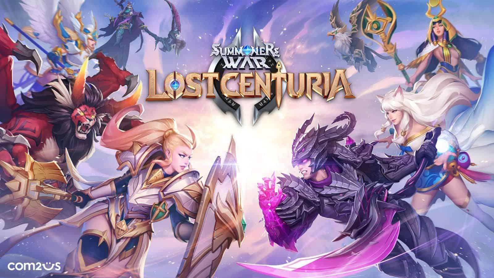 summoners war lost centuria tier list
