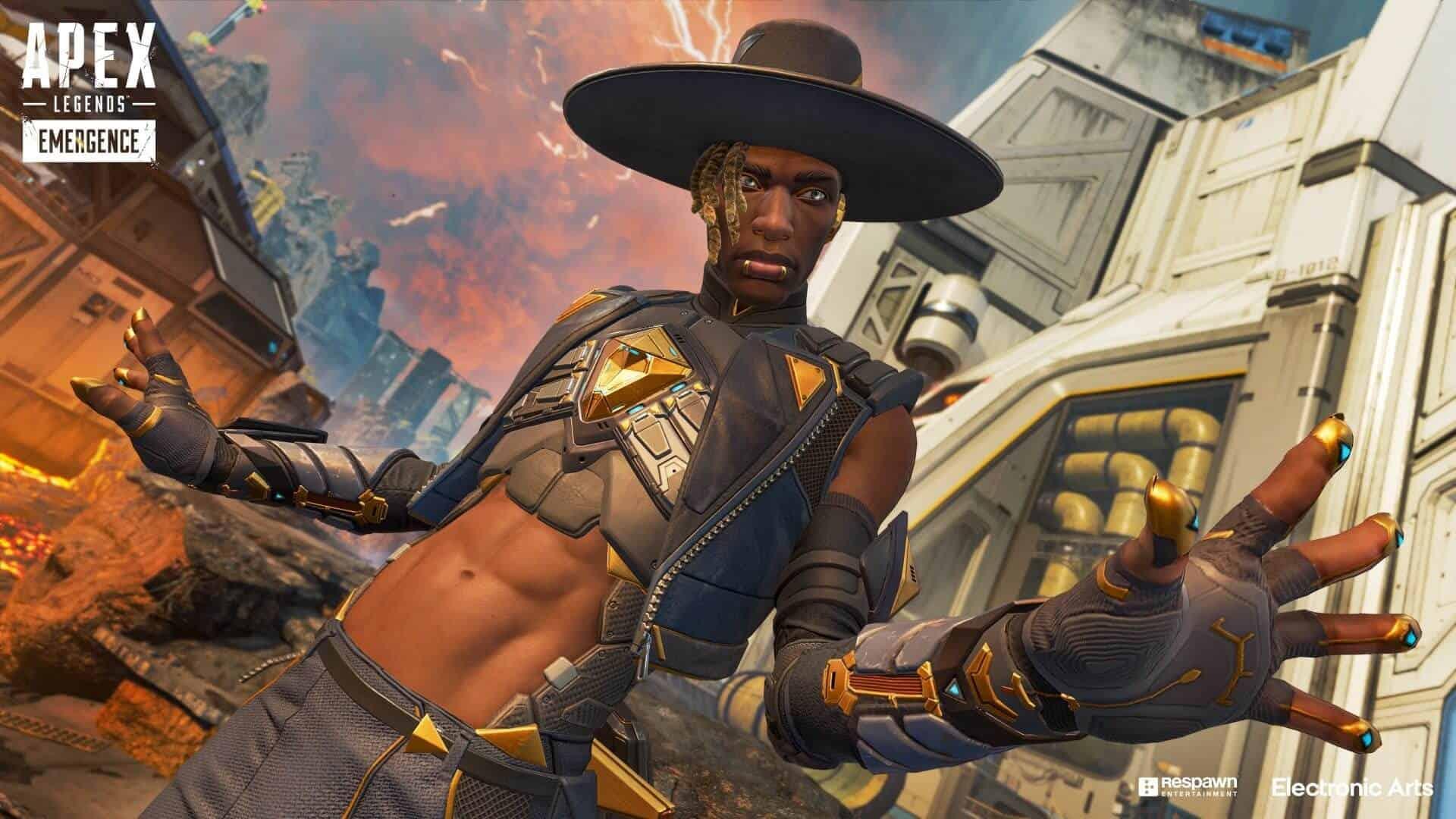 Apex Legends New Character