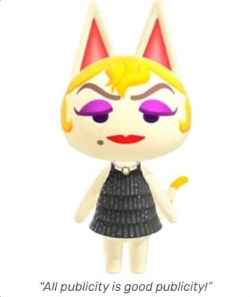 Monique Animal Crossing
